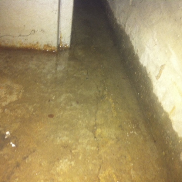 Flooded Basement In Commercial Property: Basement Structural Waterproofing Services
